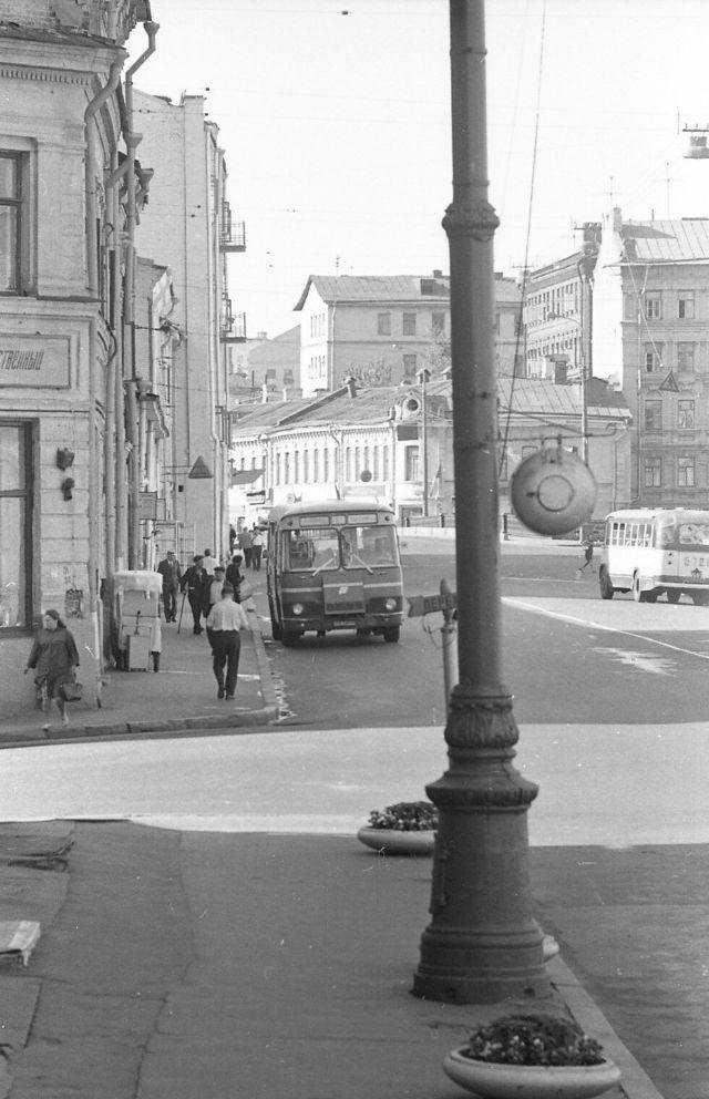 Москва, 1973 год