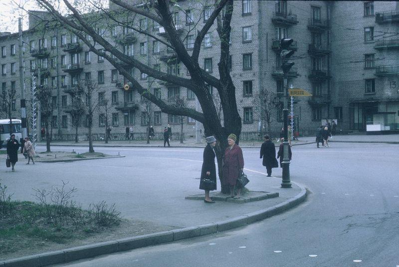 Ленинград, 1971 год