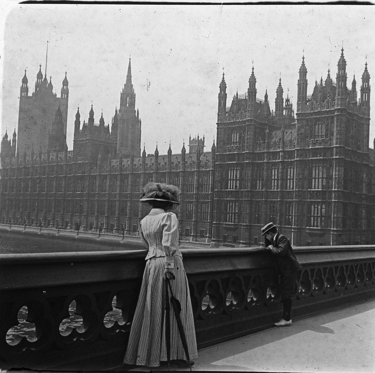 Эдвардианский Лондон глазами российского туриста